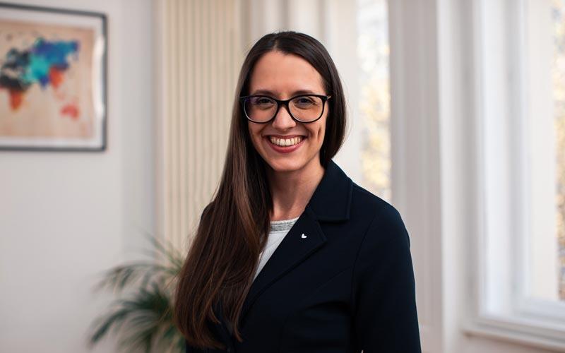 Kathrin Kreiner, Geschäftsführung