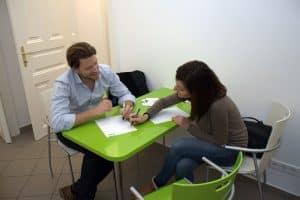 Impressionen - kleiner Tisch