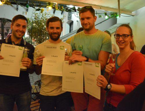 """DIALOG Meet & Greet @ """"Zum Gschupftn Ferdl"""""""