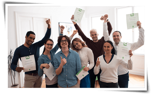 Deine Deutschkurs-Gruppe bei DIALOG