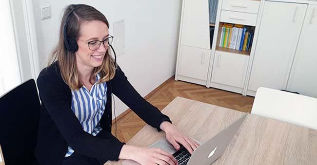 Online Deutschkurse | System