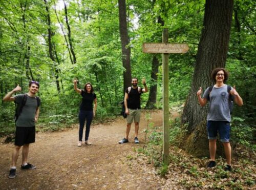 Workshop Talk & Hike